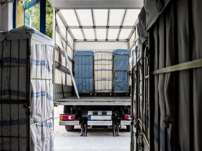 Spoľahlivý dovoz čistej bielizne
